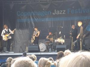 Jazz i Kongens Have