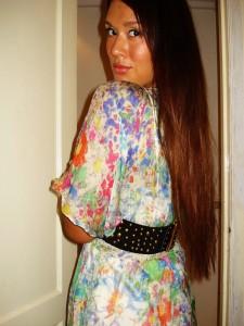 Kjole: Zara