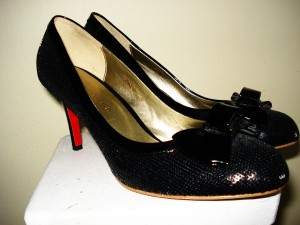 Palliet pump: Style Snob
