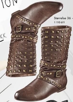 Nitte støvle fra Deichmann