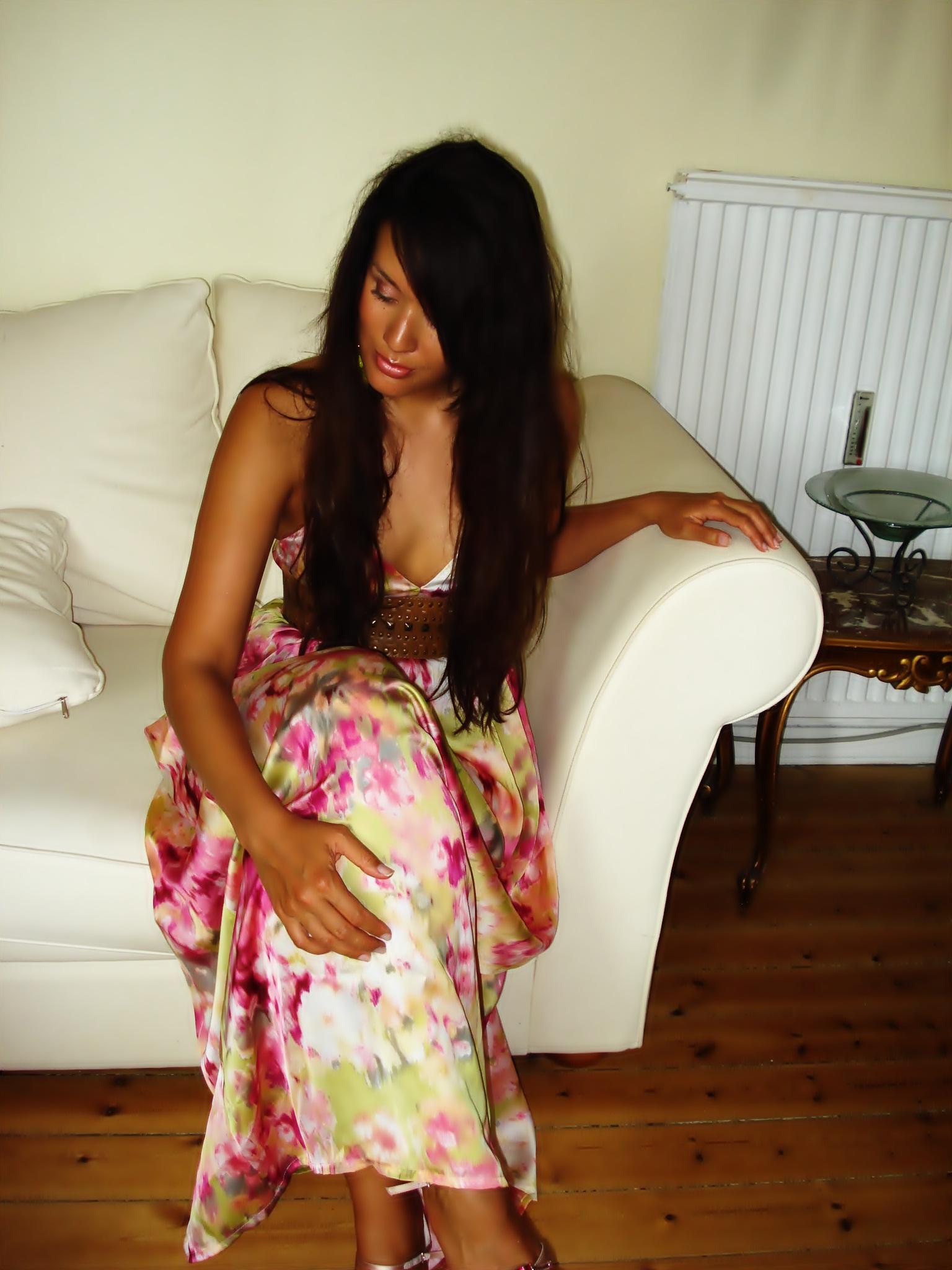 Maxi kjole: H&M