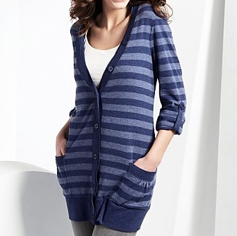 Stripe Cardigan 19,50£ -20%