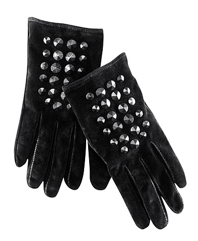 Studded gloves H&M 199,- Kr
