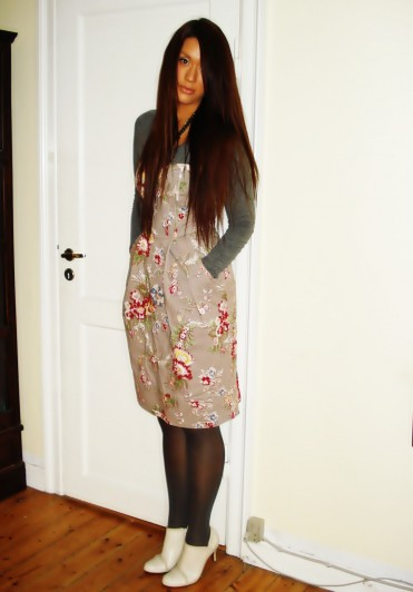 Dress & Blouse from H&M