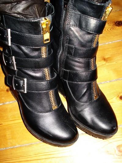 Boots: Vagabond