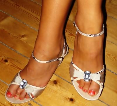 Sandals: TopShop