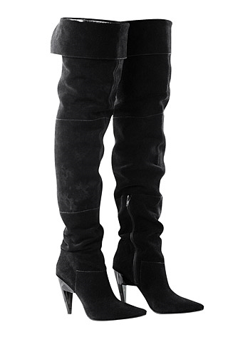 Thigh high boots H&M 799,- Kr