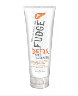 Fudge Detox Deep Cleanser Shampoo