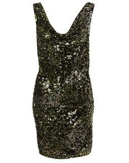 Sequin dress 85£