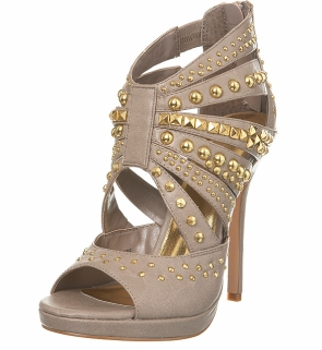 Studded sandals 65£