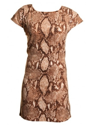 Python sequin dress 15£