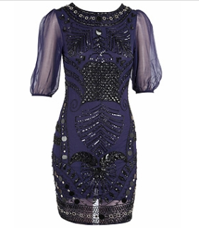 Embellished dress 50£