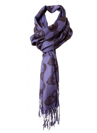 Skull scarf from BooHoo