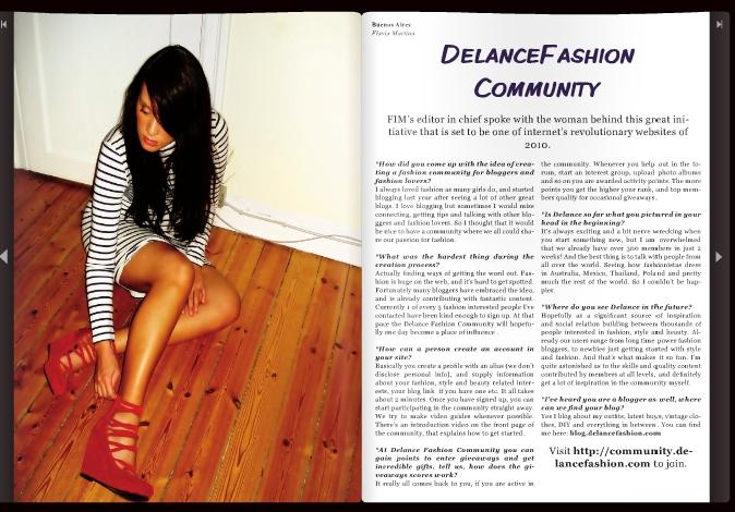 fringe indie magazine