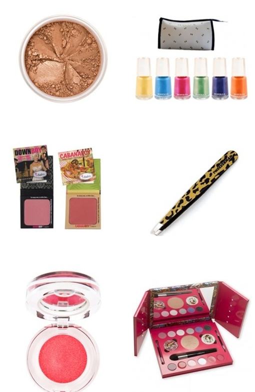 Lily Lolo Mineral Bronzer, Mavala Swinging Colours Collection, CID Cosmetics i, Tweezerman Slant Tweezer in Animal Prints, Ed Hardy Color Make Up Set Love Kills Slowly,  the Balm Boy's Blush,  feel unique discount code, feel unique rabat kode