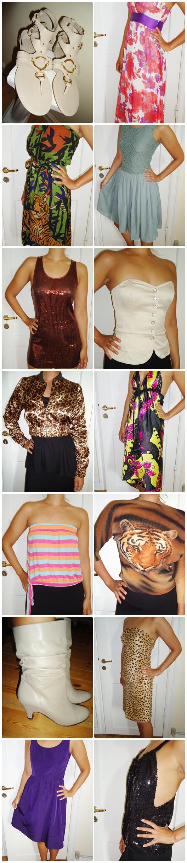 tøj til salg, clothes for sale