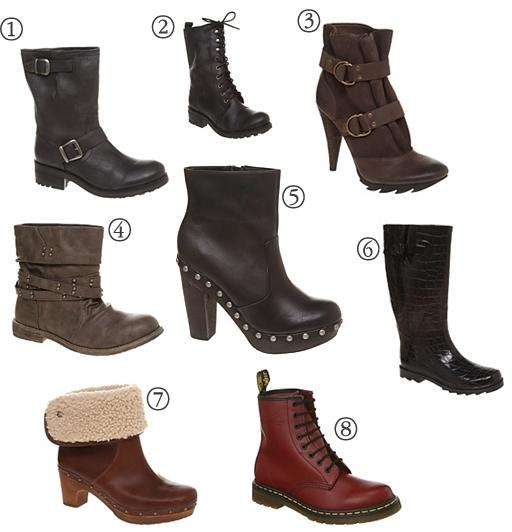 efterårs støvler 2010, FW 10 boots