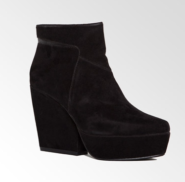 black nici wedge