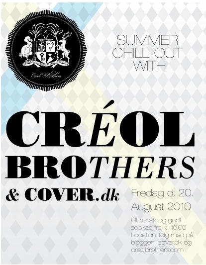 cover fest Créol Brothers