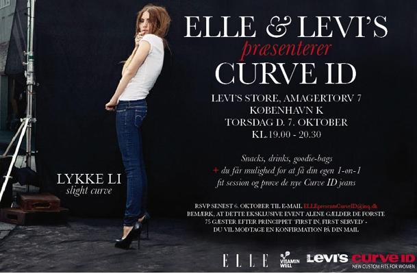 elle levis curve id event