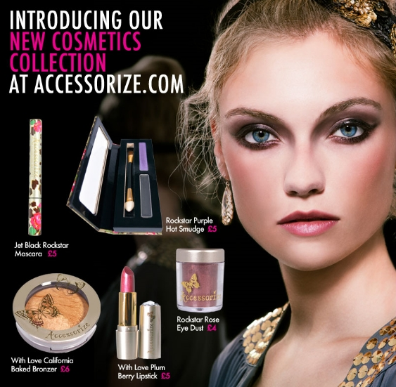 new makup line at accessorize monsoon