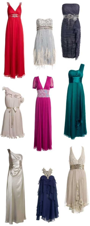Westbourne Maxi Dress, maxi kjole nytår, festkjoler 2010 nytår, pink kjole, monsoon kjole