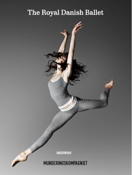 den kongelige danske ballet Munderingskompagniet