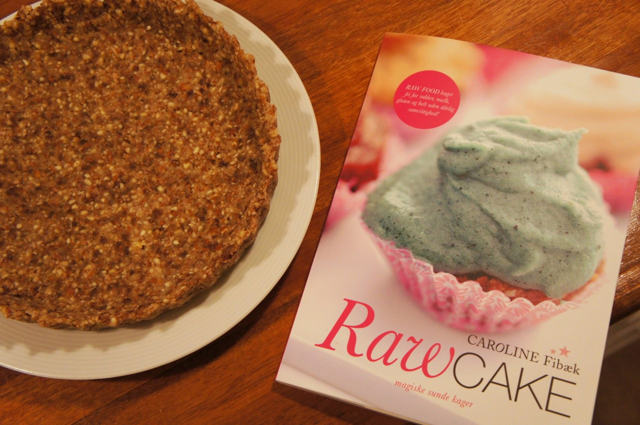 rawfood kage, rawfood cake