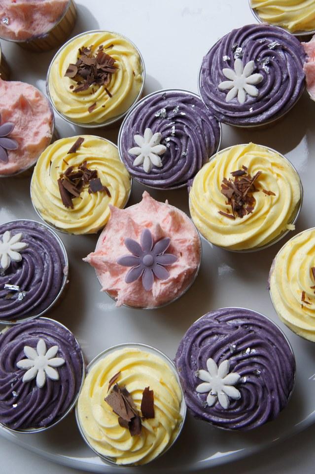 cupcakes sweet valentin