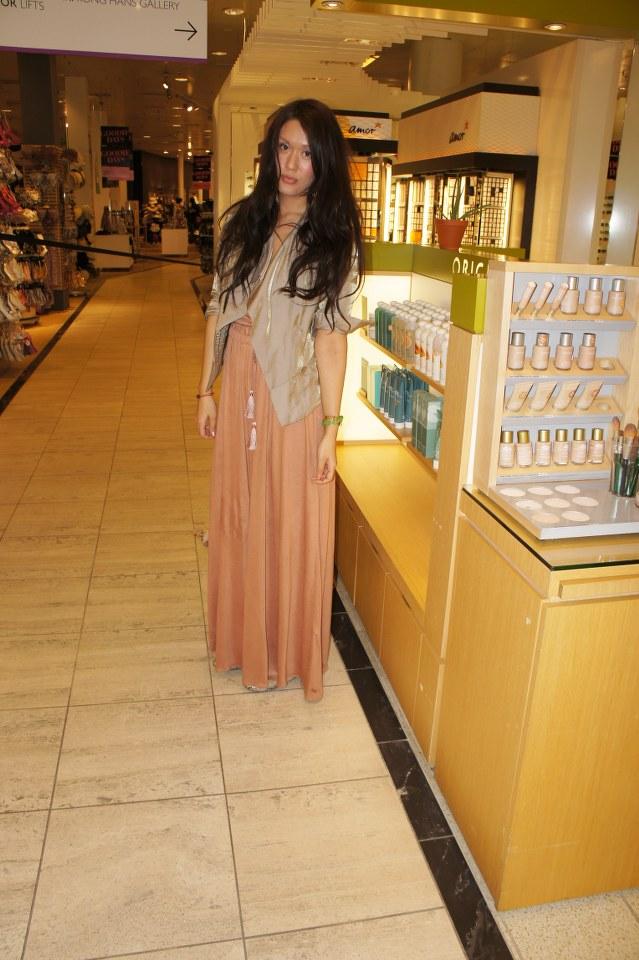 buksedragt H&M, jumpsuit H&M