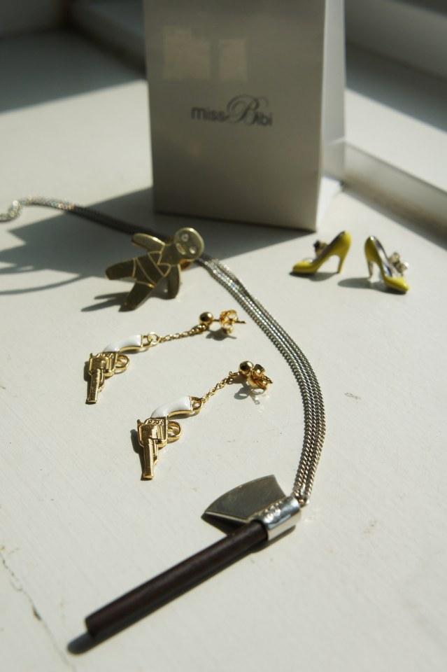 miss bibi smykker