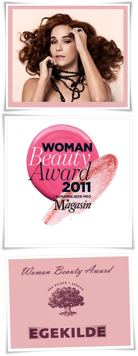woman beauty award 2011, Magasin event