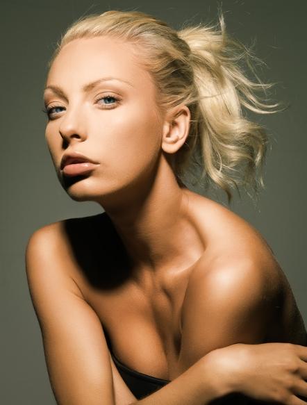elf cosmetics model