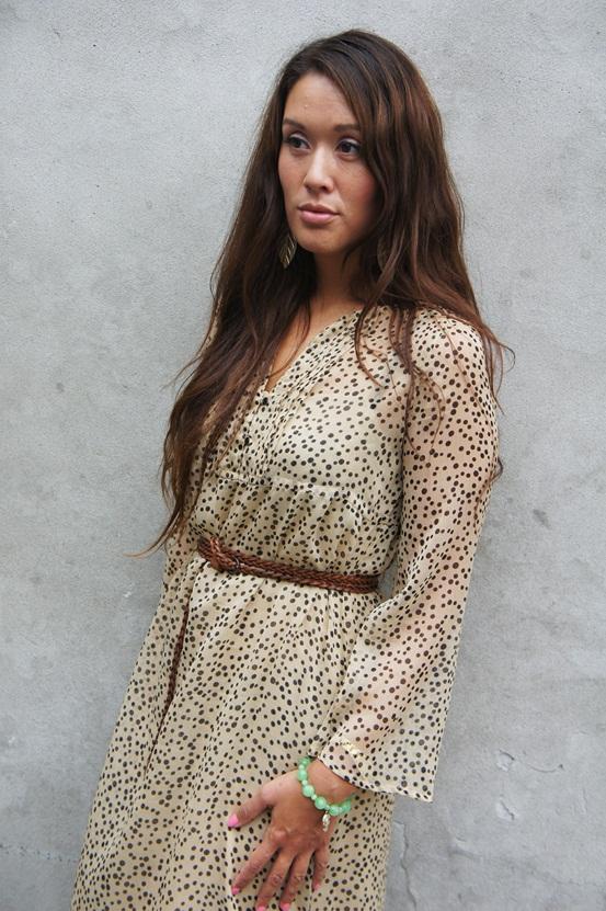 leopard kjole zara, leopard dress zara