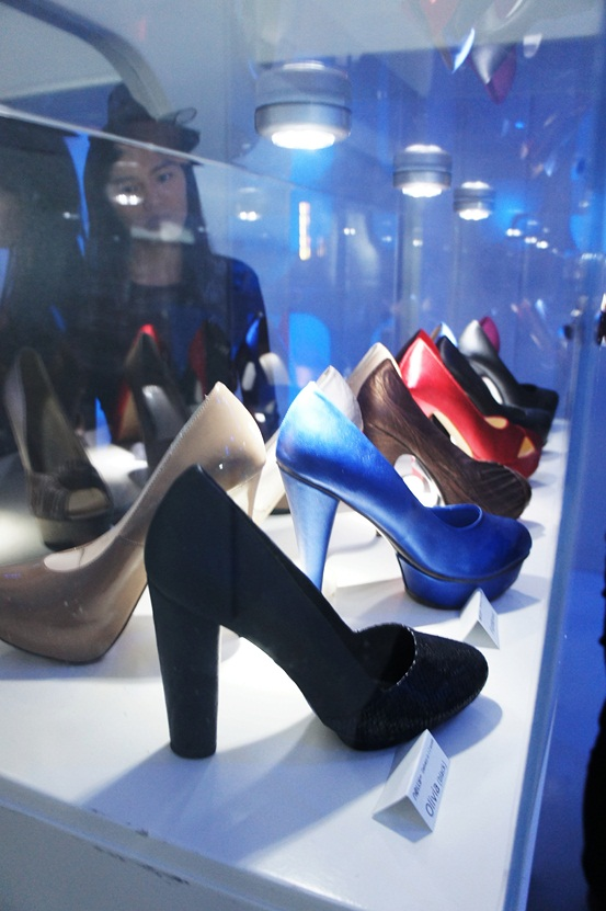 nelly high heels collection