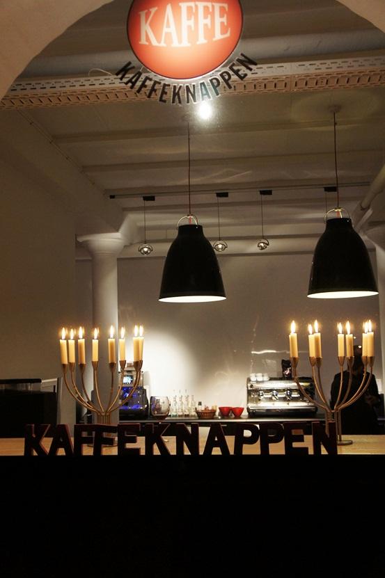 kaffeknappen