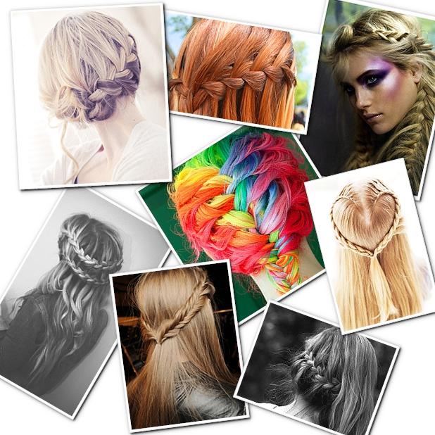 braids, fletninger