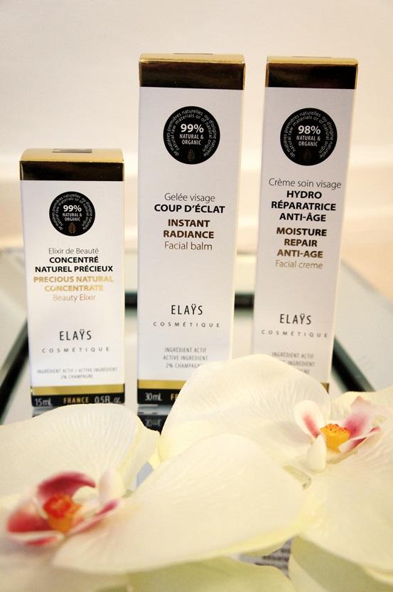 Elaÿs, champange cream