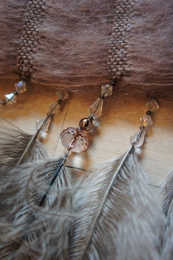 strudsefjer, ostrich feathers