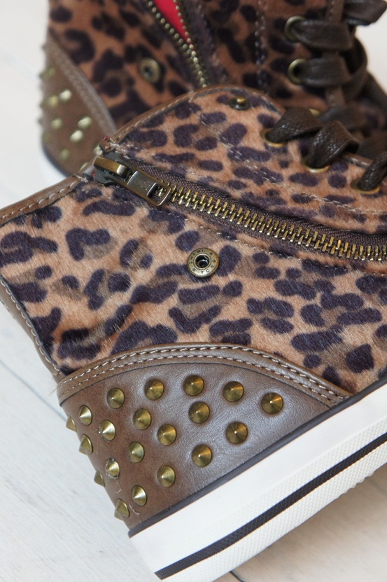 Nitte Leopard Sneakers, aldo sko, aldo shoes