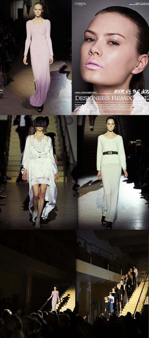 designers remix aw 12, modeuge, copenhagen fashion week