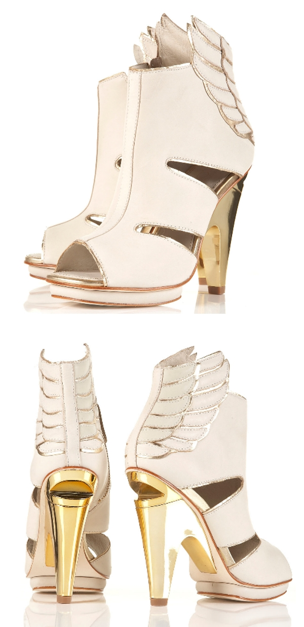 Wing High Sandals by Unique, vinge sko, topshop sko, topshop shoes