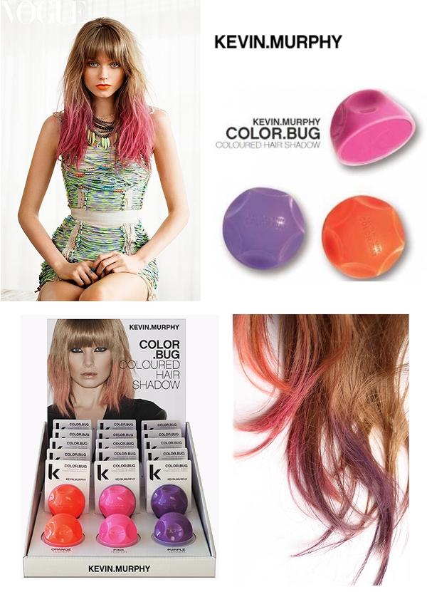 kevin murphy color bug, hårmascara, vask ud hårfarve
