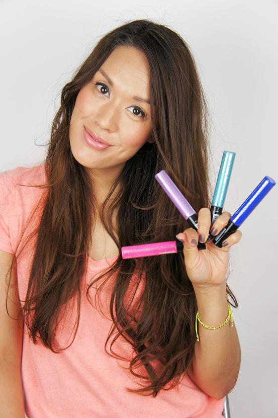 isadora hårmascara, isadora hair mascara