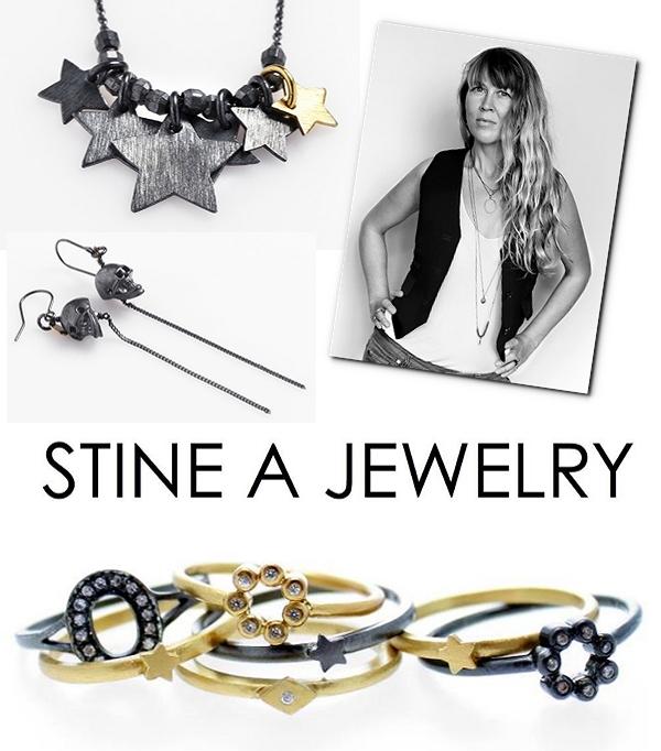 stine a smykker, stine a jewelry, stine a petit stjerne ring, stine a petit harlekin ring, Stine a 7 dots circel ring, stine a 2 stars øreringe, vind stine a smykker, konkurrence vind stine a smykker
