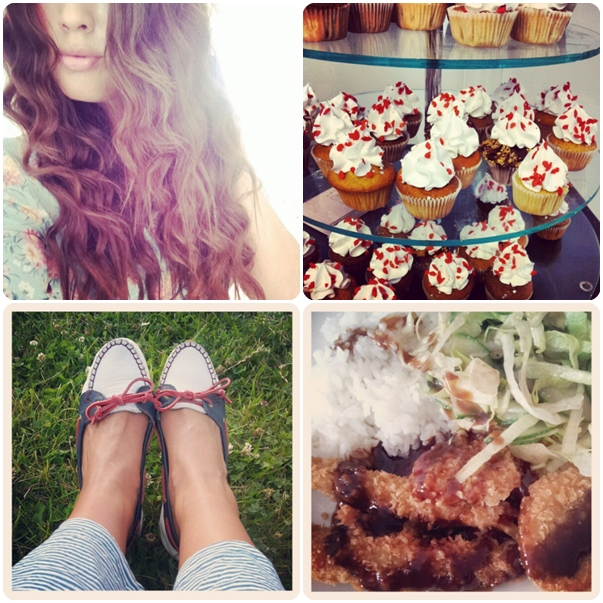 instagram billeder, instagram blogger, serenity cupcakes, japansk mad, japanese food, nautical loafers, hyttesko