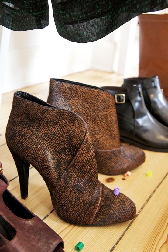 fillippa k støvler, ankel boots
