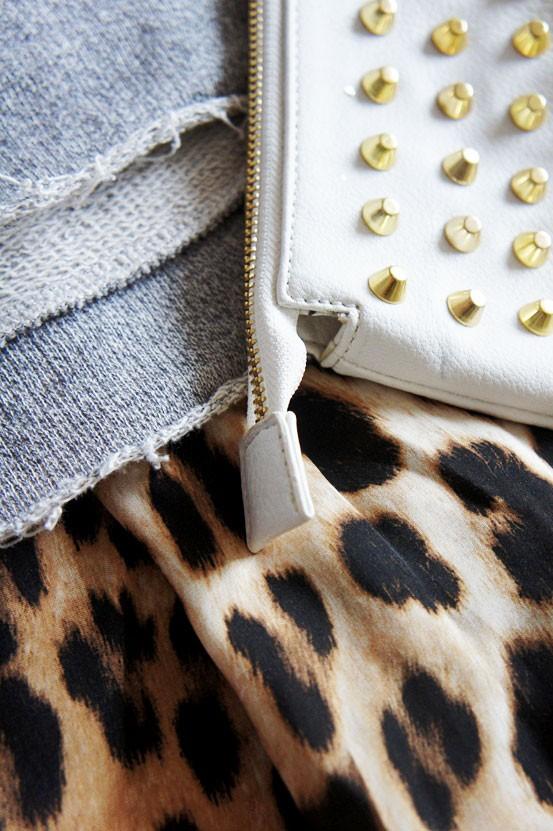 leopard bukser