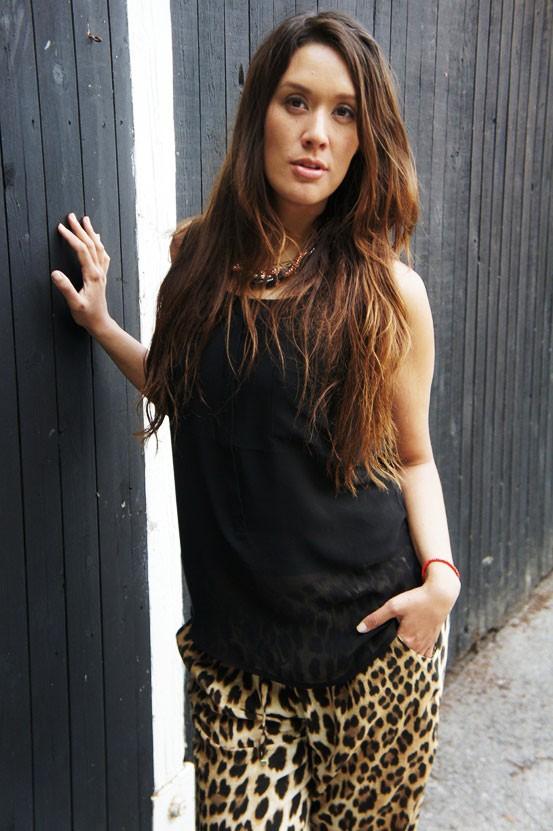 samsøe & samsøe sort bluse, samsøe & samsøe blouse