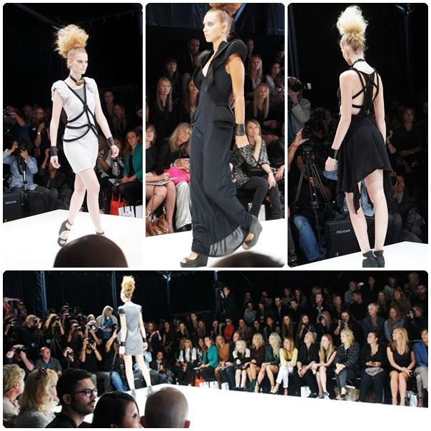 Stine Ladefoged ss13, Stine Ladefoged modeshow, Stine Ladefoged sommer strik